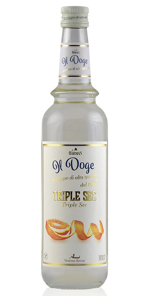 Il Doge Koffie siroop Triple Sec