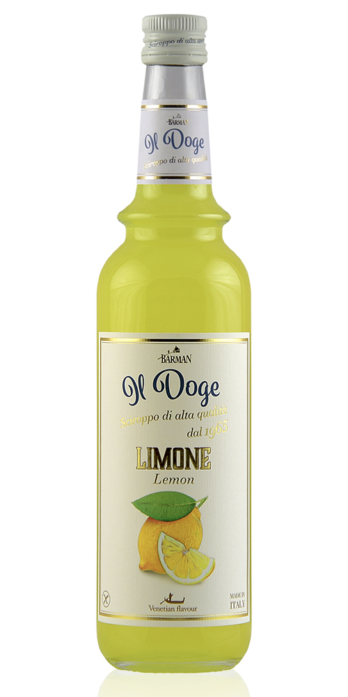 Il Doge Koffie siroop Lemon