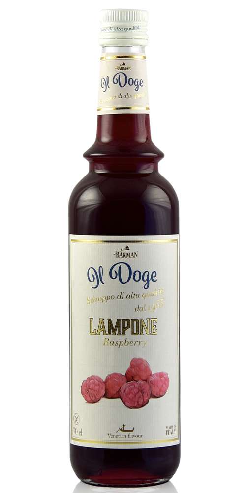 Il Doge Koffie siroop Raspberry