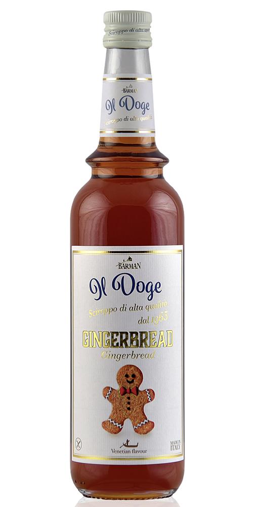Il Doge Koffie siroop Gingerbread