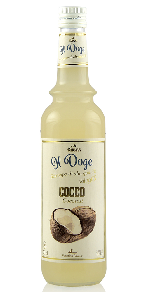Il Doge Koffie siroop Coconut