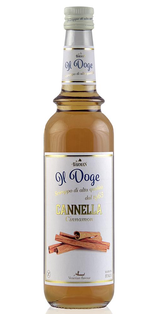 Il Doge Koffie siroop Cinnamon