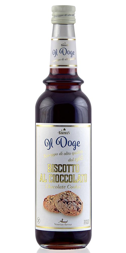 Il Doge Koffie siroop Chocolate Cookie