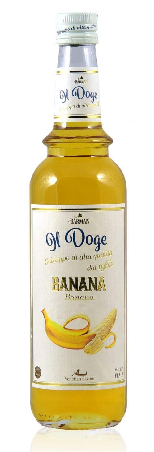 IL Doge siroop Banaan