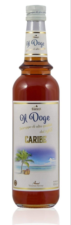 IL Doge siroop Caribe Rum